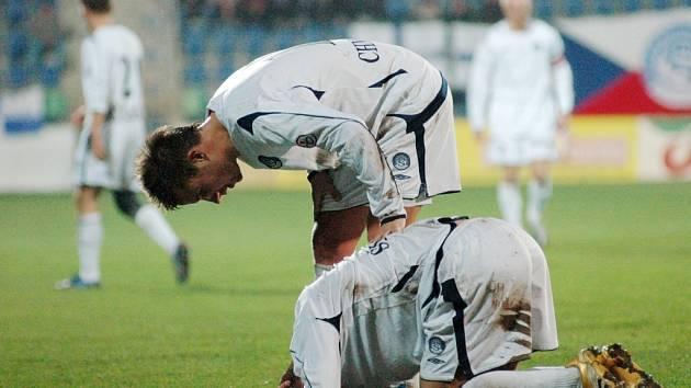 Slovácko se na podzim rozloučilo se svými fanoušky výhrou nad Fulnekem.