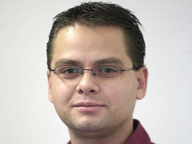 Martin Nevyjel, ředitel Deníků střední a východní Moravy.
