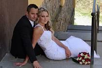 Soutěžní svatební pár číslo 46 – Marcela a Nikola Kodýtkovi, Šumperk