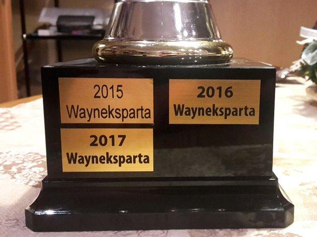 Marek Kaláč z Uherského Hradiště počtvrté za sebou ovládl novoroční zvací turnaj v karambolu v Kroměříži.