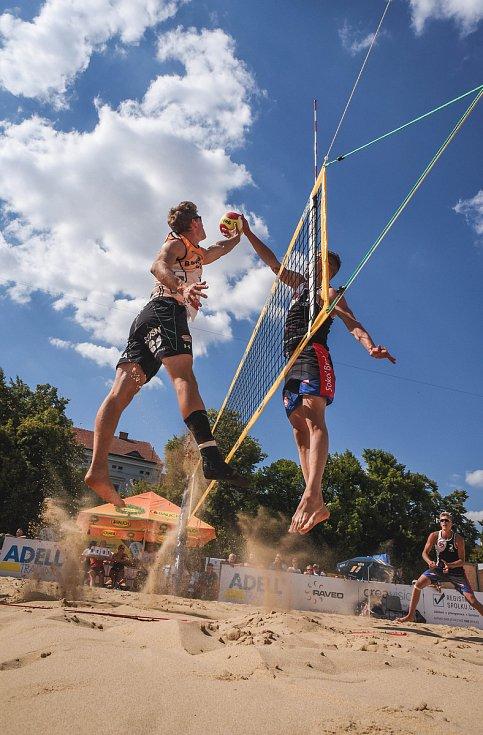 Beachvolejbalový Super Cup byl nejvíce vítanou sportovní událostí.