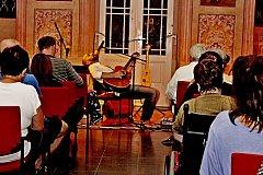 Festival Šroubek zněl Zimním sálem Stojanova gymnázia
