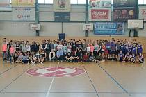 Memoriál Mgr. Milana Lásky v basketbalu přilákal do Uherského Brodu 163 dětí