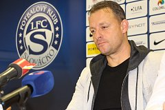 Trenér Martin Svědík.