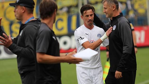 Zkušený záložník Milan Petržela se poprvé od odchodu z Plzně vrátí do Doosan Arény.