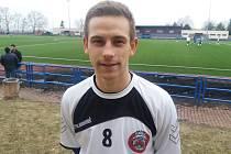 Záložník Tomáš Ťok po konci v Hodoníně zamířil do Uherského Brodu, kde absolvoval zimní přípravu.