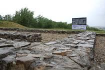 Chceme, aby bylo kolem vykopávek více živo, přejí si obyvatelé Hradiště.