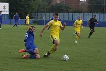 Fotbalisté Kunovice doma prohráli s Nivnicí 0:2. Hosty poprvé vedl nový hlavní trenér Pavel Barcuch.