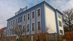Obecní dům na Modré se dočkal rozsáhlého omlazení.