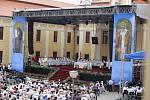 Národní pouť velehrad 2019  - Slavnostní poutní Mše