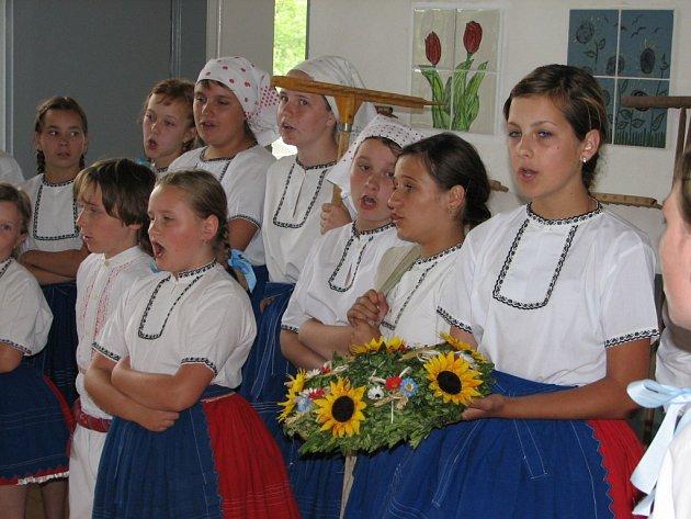 Děcka ze Skoronic.