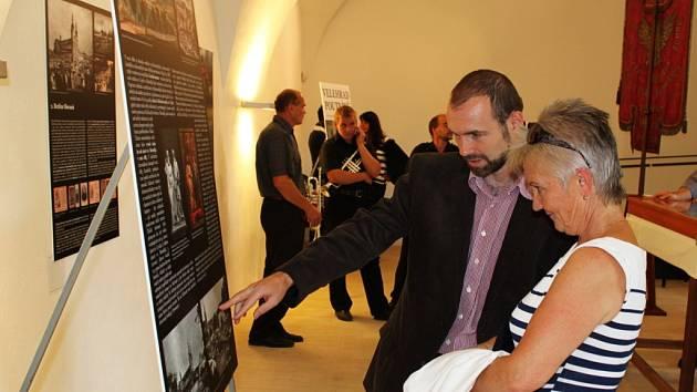 V EXPOZICI. Výstavy si kladou za cíl seznámit návštěvníky s poutnictvím na Velehradě i se slovanským unionismem.