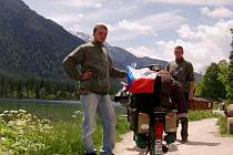 Michal Kopčil a Radek Kubík vyrazili na babettách do Vatikánu.