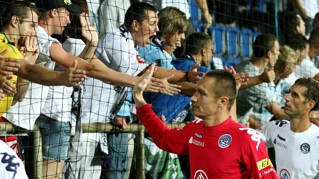 Miroslava Filipka fanoušci Slovácka měli, mají a budou mít rádi.