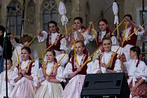 Folklorní soubor Holůbek. Ilustrační foto.