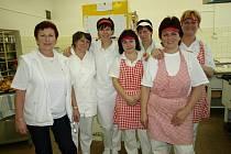 Kuchařky z uherskobrodské Základní školy Na Výsluní vyhrály celorepublikovou soutěž