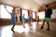 Škola verbuňku v Kunovicích.