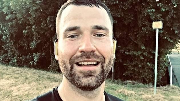 Fotbalový brankář Radim Uhlík