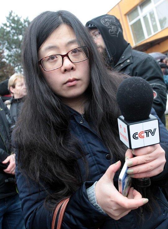 Redaktorka CCTV.