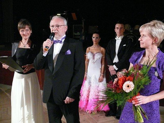 Ples města Uherské Hradiště.