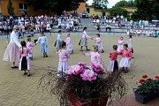 Program koslavě 10. výročí Polešovjánku potěšil každého.