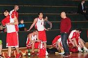 Basketbalisté Spartaku Uherský Brod porazili Teslu Brno 72:57.