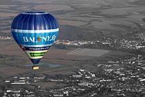 Let balonem nabízí úžasnou podívanou