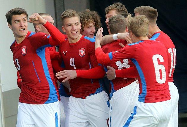 fotbal ČR 19  -  Austria 19