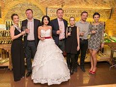 Galerie slováckých vín slavila třetí narozeniny svatební salon Svatka pětadvacáté.