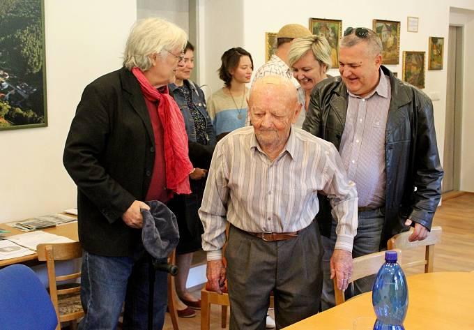 Byl jsem při zajetí generála Dietricha von Müllera, vzpomíná statečný partyzán