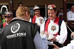 Obec Horní Němčí přivítala ve středu 20. května hodnotitelskou komisi v rámci soutěže Vesnice roku.