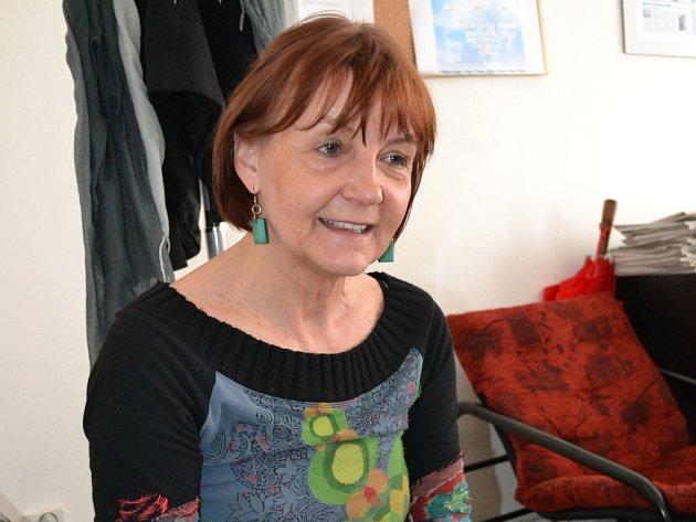 Laďka Košíková.
