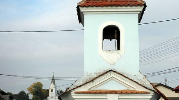 Kaple ve Stříbrnicích.