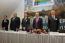 Dvoudenního konference, která se nesla v duchu motta Půda jako nejcennější dar, se zúčastnilo na tři sta účastníků z České a Slovenské republiky.