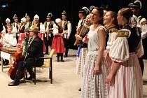 Folklorní soubor Olšava. Ilustrační foto.