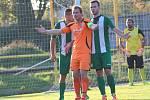 Derby Ostrožské Nové Vsi a sousední Ostrožské Lhoty se hrálo po dlouhých pětatřiceti letech. Sobo