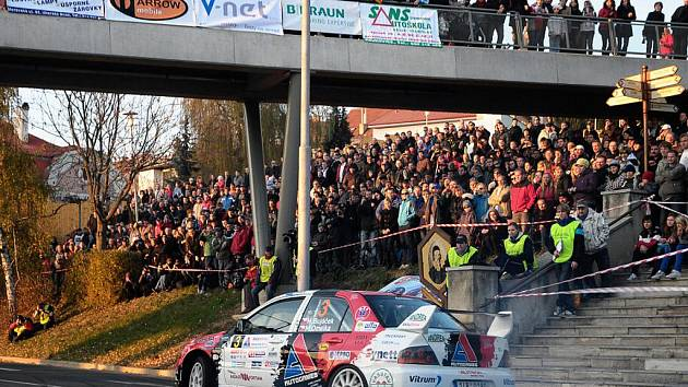 3. ročník Autogame RallyShow Uherský Brod.