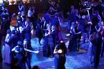 Ples Slováckého divadlla v klubu kultury ve Slováckém divadle.