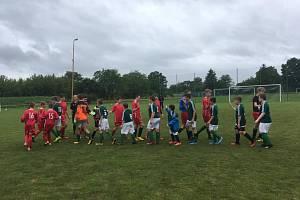 Fotbalisté Uherského Ostrohu o víkendu slavili výročí sta let od založení klubu.