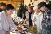 Na výstavě hub na Salaši byly k vidění velmi chutné exempláře, ale i takové houby, které se dají jíst jen jednou