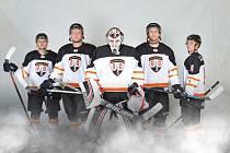 hokejisté Uherského Ostrohu