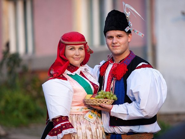 Soutěžní pár číslo 16 – Taťána Hoferková a Jakub Malina, starší stárci, Popovice, 4.-5.října.