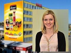 Sedmatřicetiletá Vladimíra Carroll původem ze Zlína se stala personální ředitelkou pro více než 2500 zaměstnanců skupiny Hamé.