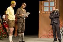 Slavnostní představení Rychlých šípů ve Slováckém divadle 5. října