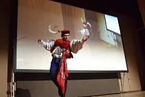 Program letošní jízdy králů ve Vlčnově zahájili regionálním kolem uherskobrodští verbíři.