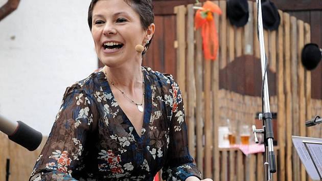 Zuzana Lapčíková. Ilustrační foto.
