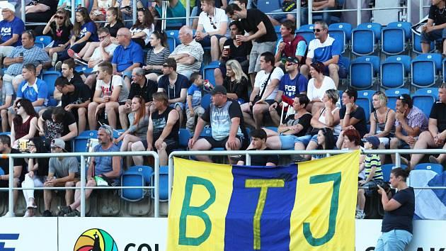 Babický fotbal na stadionu 1. FC Slovácko