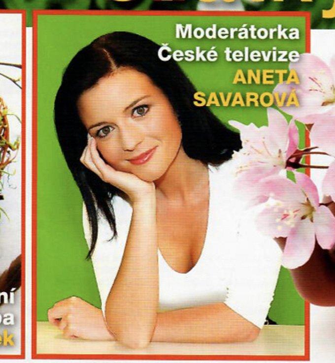 Aneta Savarová.