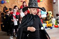 III. ročníku dětského karnevalu na Salaši.