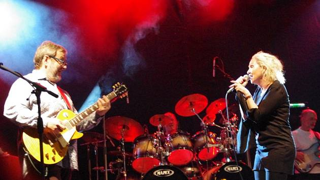 Další akce Buchlovského léta, koncert Stromboli v pátek 26. června v amfiteátru v Buchlovicích.